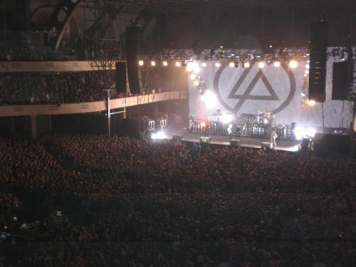 林肯公园08年1月20日德国法兰克福live演唱会[320k/]