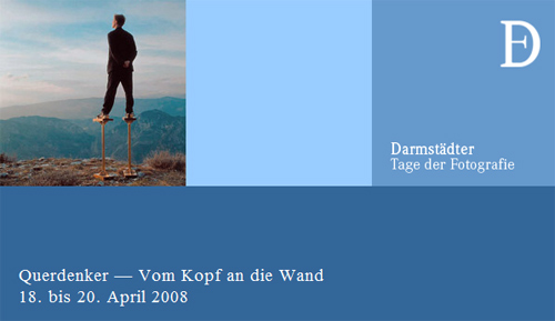 Darmstädter Tage der Fotografie 2008