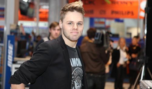 DSDS Gewinner Daniel Schuhmacher im LOOP5 in Weiterstadt